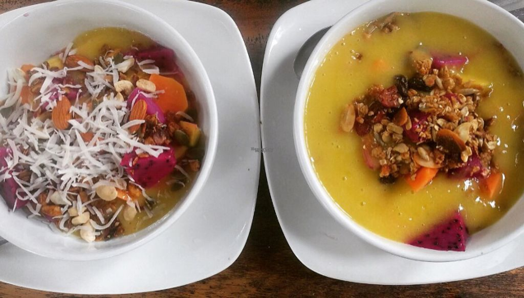 """Photo of Bali Maitreya Cafe  by <a href=""""/members/profile/Sophie"""">Sophie</a> <br/>double muesli bowl <br/> December 6, 2016  - <a href='/contact/abuse/image/75459/197764'>Report</a>"""
