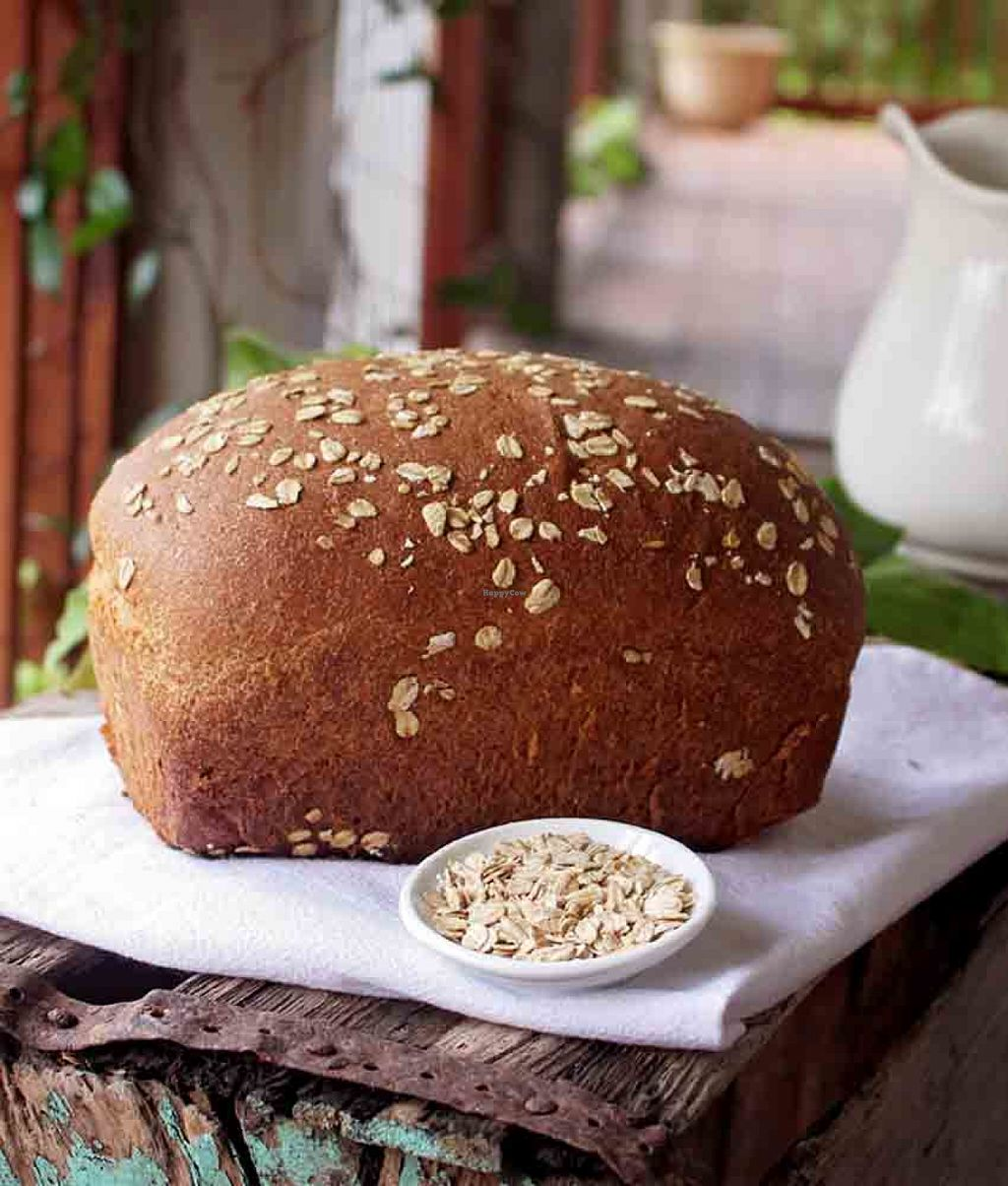 "Photo of Organic Rising Bakery  by <a href=""/members/profile/JKPerry"">JKPerry</a> <br/>Oat Loaf <br/> June 21, 2016  - <a href='/contact/abuse/image/75472/155379'>Report</a>"
