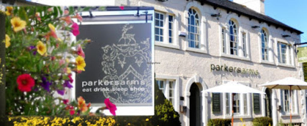 """Photo of The Parkers Arms  by <a href=""""/members/profile/Veganolive1"""">Veganolive1</a> <br/>The Parkers Arms <br/> June 22, 2016  - <a href='/contact/abuse/image/75474/155418'>Report</a>"""