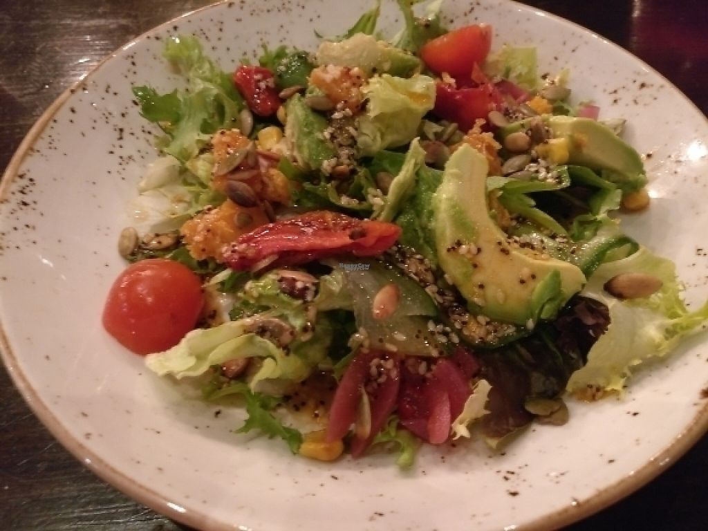 "Photo of Las Iguanas - Fitzwilliam St  by <a href=""/members/profile/Meaks"">Meaks</a> <br/>Fiesta Ensalata <br/> March 23, 2017  - <a href='/contact/abuse/image/75502/239987'>Report</a>"