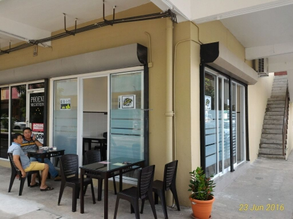 """Photo of The Corner Vegetarian Cafe - maybe closed  by <a href=""""/members/profile/lshan5115"""">lshan5115</a> <br/>The Shop <br/> June 24, 2016  - <a href='/contact/abuse/image/75526/155802'>Report</a>"""