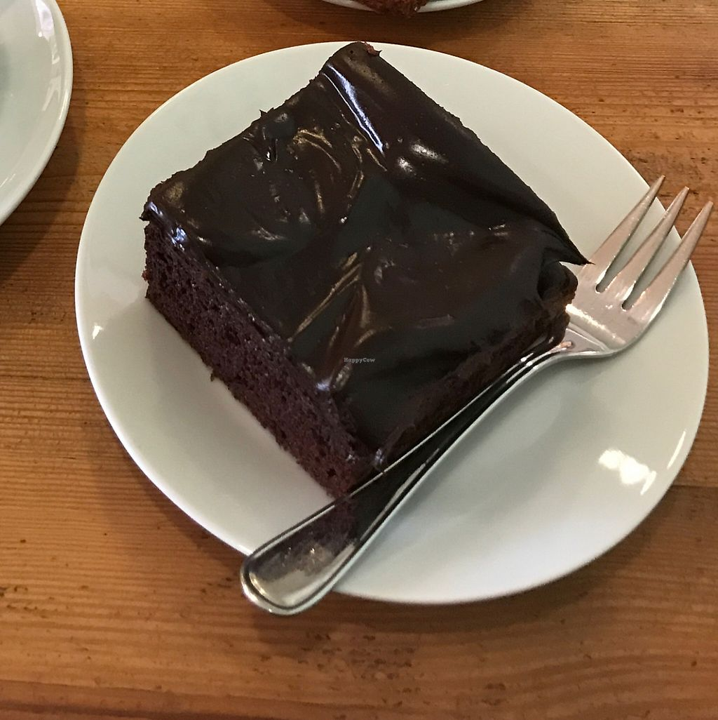 "Photo of Katjes Cafe Grün-Ohr  by <a href=""/members/profile/ellieb"">ellieb</a> <br/>Chocolate and avocado brownie  <br/> May 18, 2017  - <a href='/contact/abuse/image/75531/259864'>Report</a>"