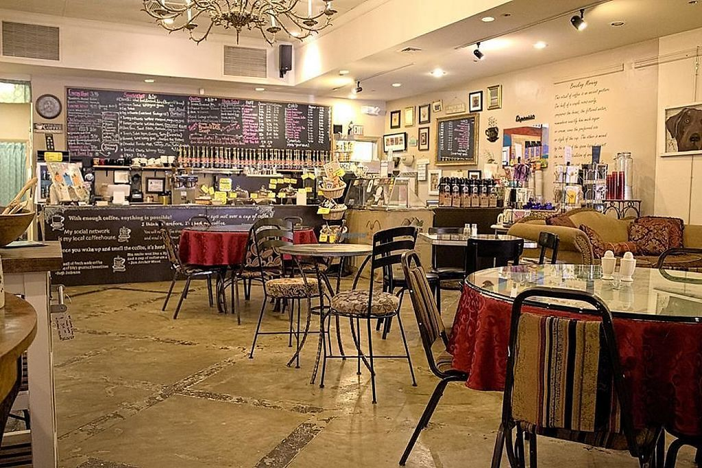 """Photo of Taste Full Beans Coffeehouse  by <a href=""""/members/profile/community"""">community</a> <br/>Inside Taste Full Beans Coffeehouse <br/> March 24, 2017  - <a href='/contact/abuse/image/75537/240383'>Report</a>"""