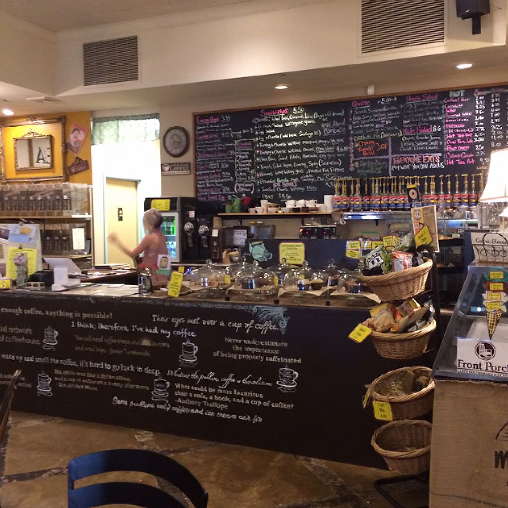 """Photo of Taste Full Beans Coffeehouse  by <a href=""""/members/profile/KatieBush"""">KatieBush</a> <br/>inside <br/> May 12, 2017  - <a href='/contact/abuse/image/75537/258261'>Report</a>"""
