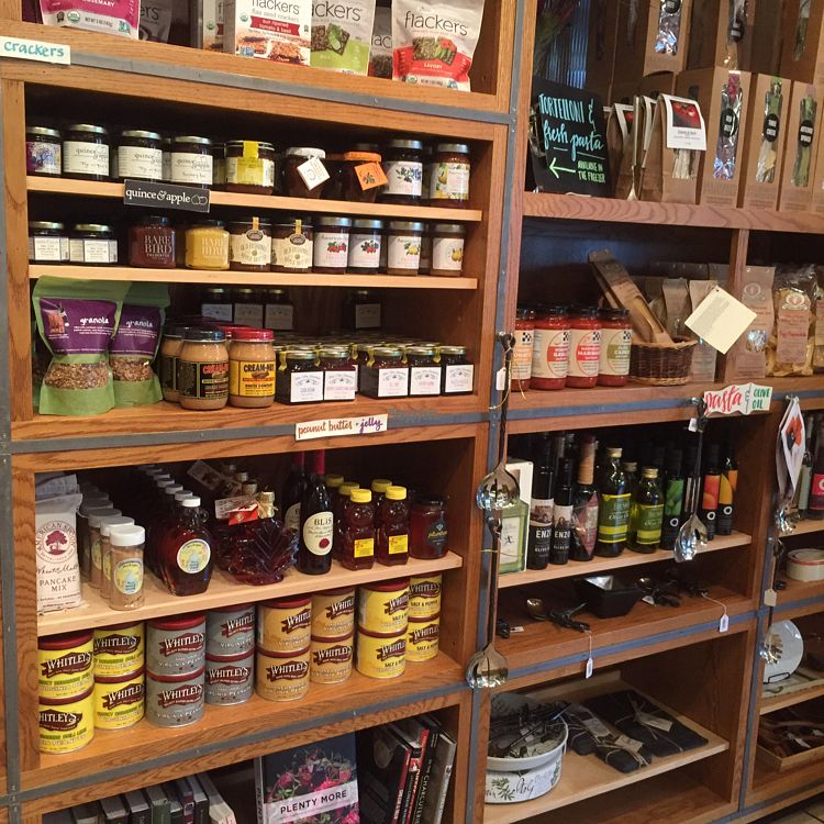 """Photo of Food Dance  by <a href=""""/members/profile/happycowgirl"""">happycowgirl</a> <br/>gourmet food store up front <br/> September 10, 2016  - <a href='/contact/abuse/image/75589/174908'>Report</a>"""