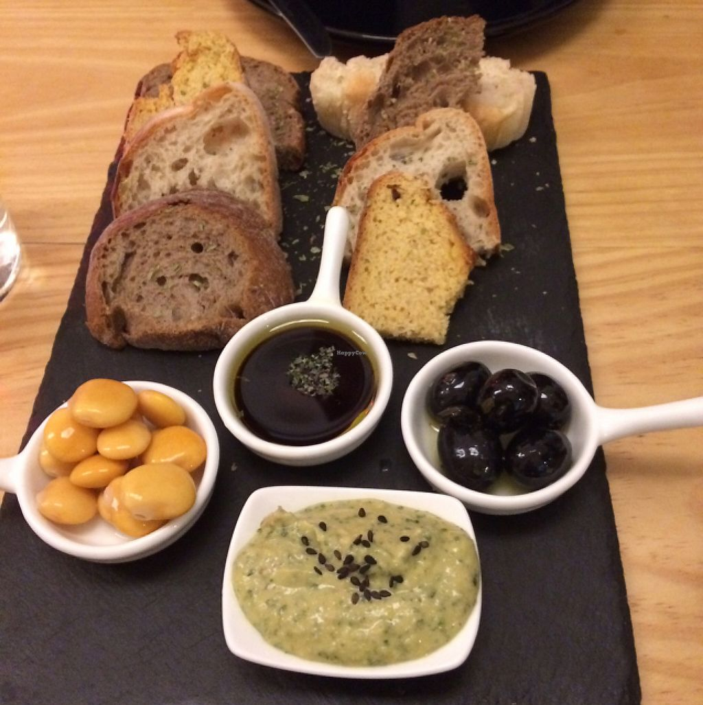 """Photo of Ao 26 - Vegan Food Project  by <a href=""""/members/profile/lilmammal"""">lilmammal</a> <br/>bread plate <br/> May 10, 2017  - <a href='/contact/abuse/image/75593/257625'>Report</a>"""