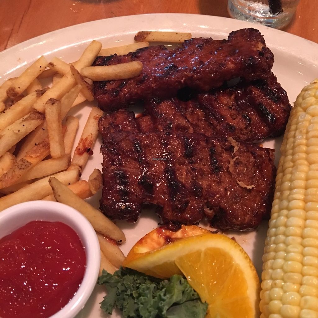 "Photo of Madera's  by <a href=""/members/profile/xmrfigx"">xmrfigx</a> <br/>BBQ soy ribs <br/> June 27, 2016  - <a href='/contact/abuse/image/75642/156318'>Report</a>"