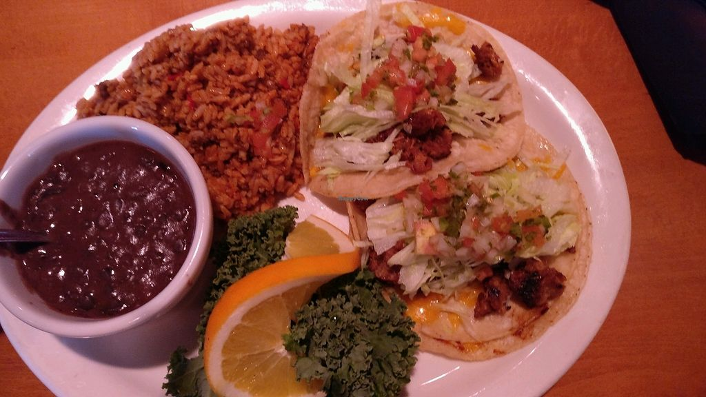 "Photo of Madera's  by <a href=""/members/profile/chobesoy"">chobesoy</a> <br/>vegan ribs tacos <br/> November 10, 2017  - <a href='/contact/abuse/image/75642/324028'>Report</a>"