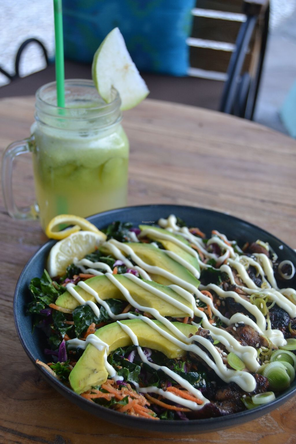 """Photo of The Cashew Tree  by <a href=""""/members/profile/germina_paola"""">germina_paola</a> <br/>Teriyaki Buddha Bowl <br/> December 23, 2017  - <a href='/contact/abuse/image/75644/338253'>Report</a>"""