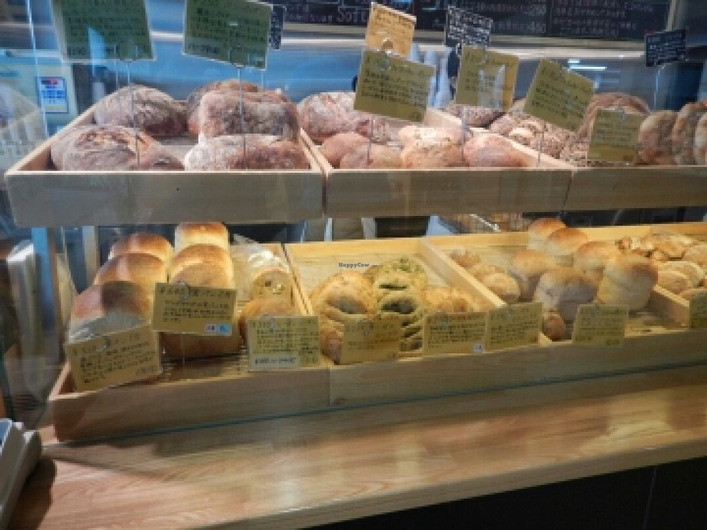 """Photo of Dapas Bakery and Cafe  by <a href=""""/members/profile/Hfkent"""">Hfkent</a> <br/>Breads on display <br/> June 29, 2016  - <a href='/contact/abuse/image/75647/156855'>Report</a>"""