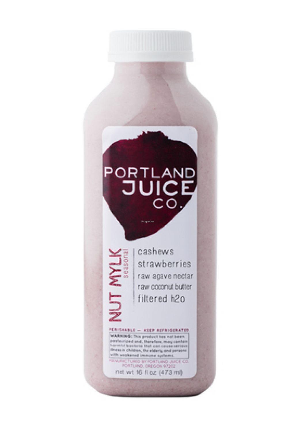 "Photo of Portland Juice Company  by <a href=""/members/profile/Arthousebill"">Arthousebill</a> <br/>Nut milks <br/> June 26, 2016  - <a href='/contact/abuse/image/75655/156311'>Report</a>"