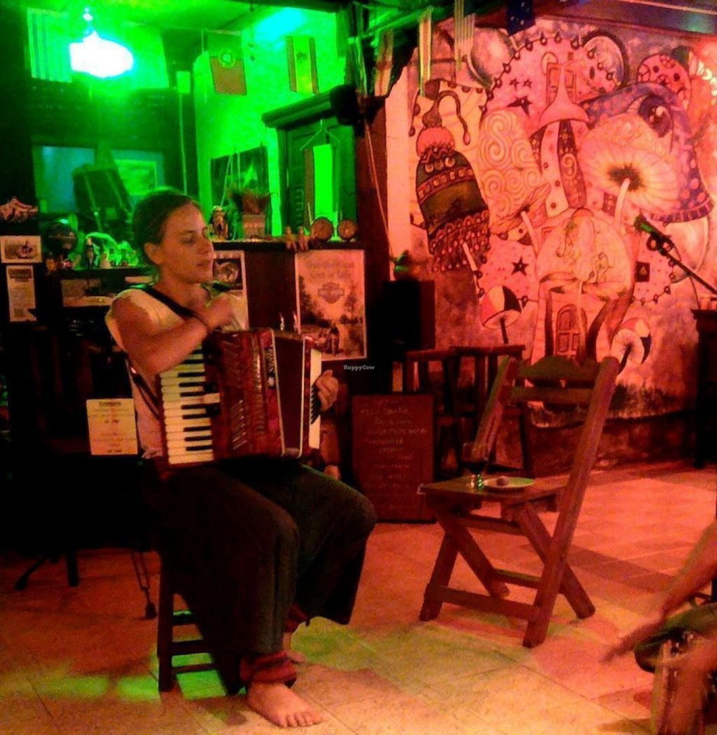 "Photo of REMOVED: Pai Reggae House  by <a href=""/members/profile/Kay9"">Kay9</a> <br/>Live music while you eat. So nice and relaxing, really adds to the atmosphere :) <br/> July 14, 2016  - <a href='/contact/abuse/image/75657/159738'>Report</a>"
