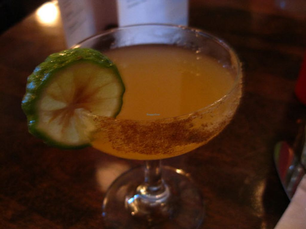 """Photo of CLOSED: L'Gros Luxe 100% Vege  by <a href=""""/members/profile/Babette"""">Babette</a> <br/>Detox cocktail with ginger and carrot syrup <br/> July 9, 2016  - <a href='/contact/abuse/image/75664/158729'>Report</a>"""