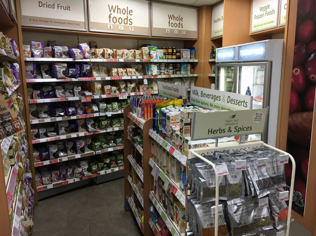"""Photo of Holland & Barrett  by <a href=""""/members/profile/hack_man"""">hack_man</a> <br/>inside  <br/> May 26, 2017  - <a href='/contact/abuse/image/75671/262716'>Report</a>"""