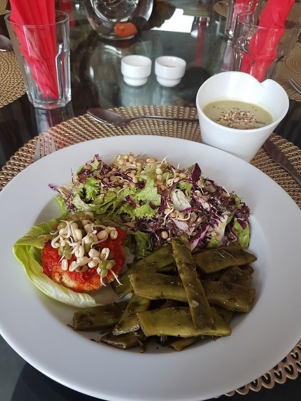 "Photo of Vegan Cafe  by <a href=""/members/profile/gracezephyr"">gracezephyr</a> <br/>lunch <br/> May 19, 2017  - <a href='/contact/abuse/image/75704/260385'>Report</a>"