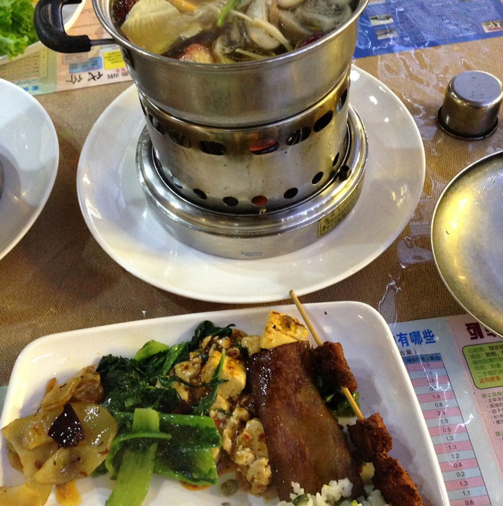 """Photo of Jing Xin Yuan - Pure Soul  by <a href=""""/members/profile/Labylala"""">Labylala</a> <br/>hot pot and others <br/> December 20, 2016  - <a href='/contact/abuse/image/75710/203249'>Report</a>"""