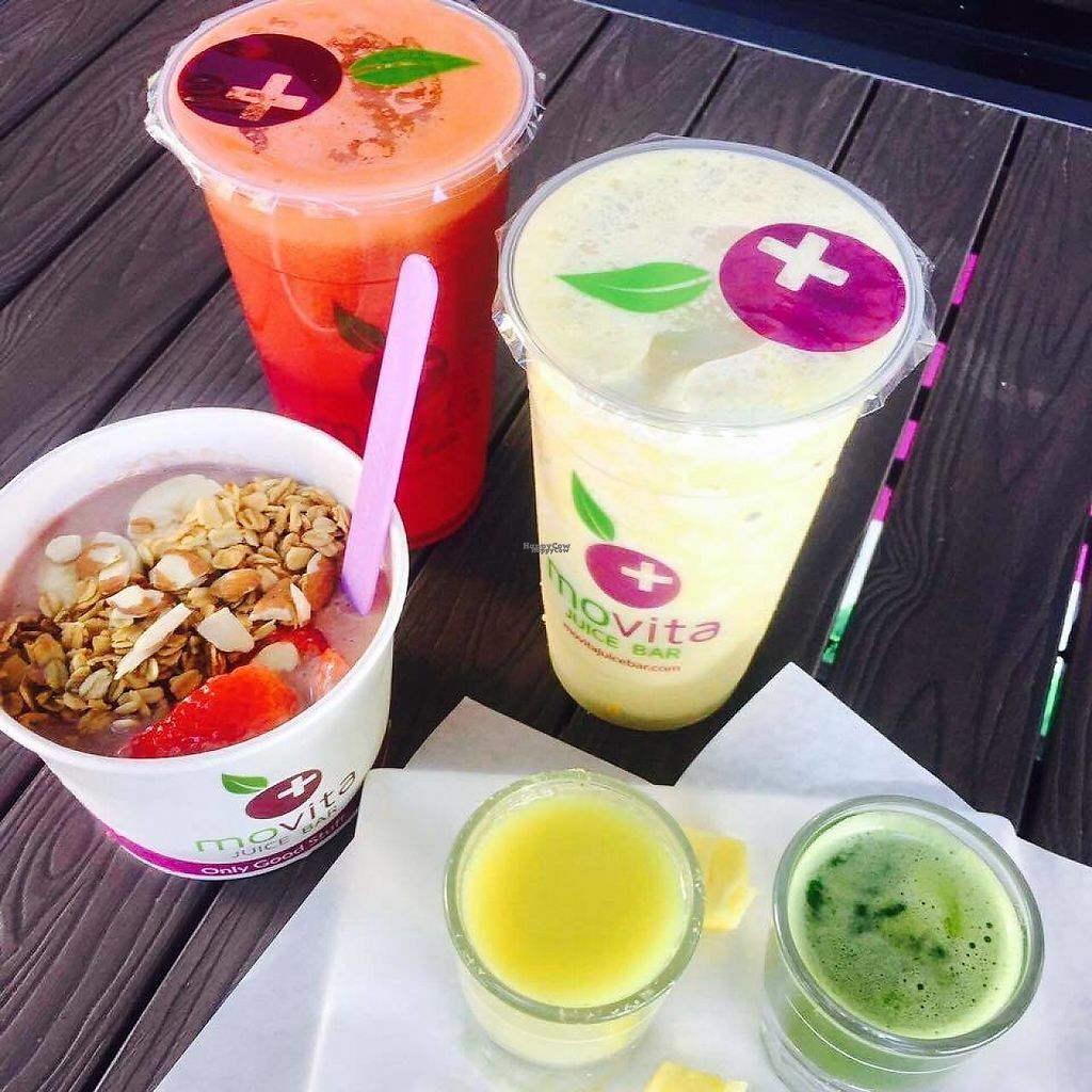 "Photo of Movita Juice Bar  by <a href=""/members/profile/community"">community</a> <br/>fresh juices  <br/> March 6, 2017  - <a href='/contact/abuse/image/75728/233369'>Report</a>"