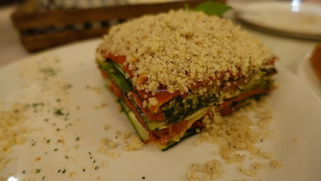 "Photo of Level Veggie Bistro  by <a href=""/members/profile/cleme36"">cleme36</a> <br/>yummy vegan raw lasagna <br/> May 25, 2017  - <a href='/contact/abuse/image/75754/262405'>Report</a>"
