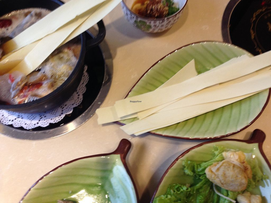 """Photo of CLOSED: Easy Zhilai Tea Pot Vegetarian Hot Pot  by <a href=""""/members/profile/Stevie"""">Stevie</a> <br/> June 29, 2016  - <a href='/contact/abuse/image/75764/156724'>Report</a>"""