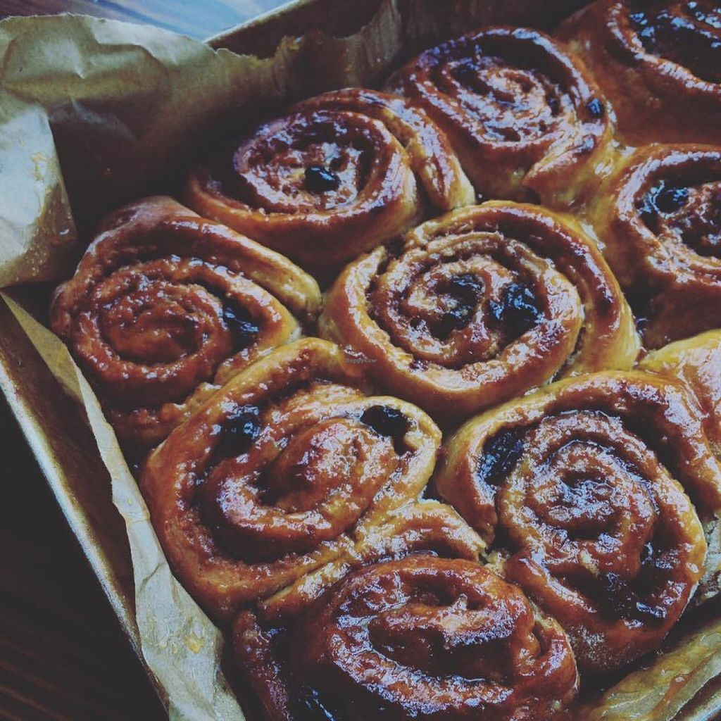 """Photo of White's Bakehouse  by <a href=""""/members/profile/community"""">community</a> <br/>cinnamon rolls  <br/> July 15, 2016  - <a href='/contact/abuse/image/75786/159982'>Report</a>"""