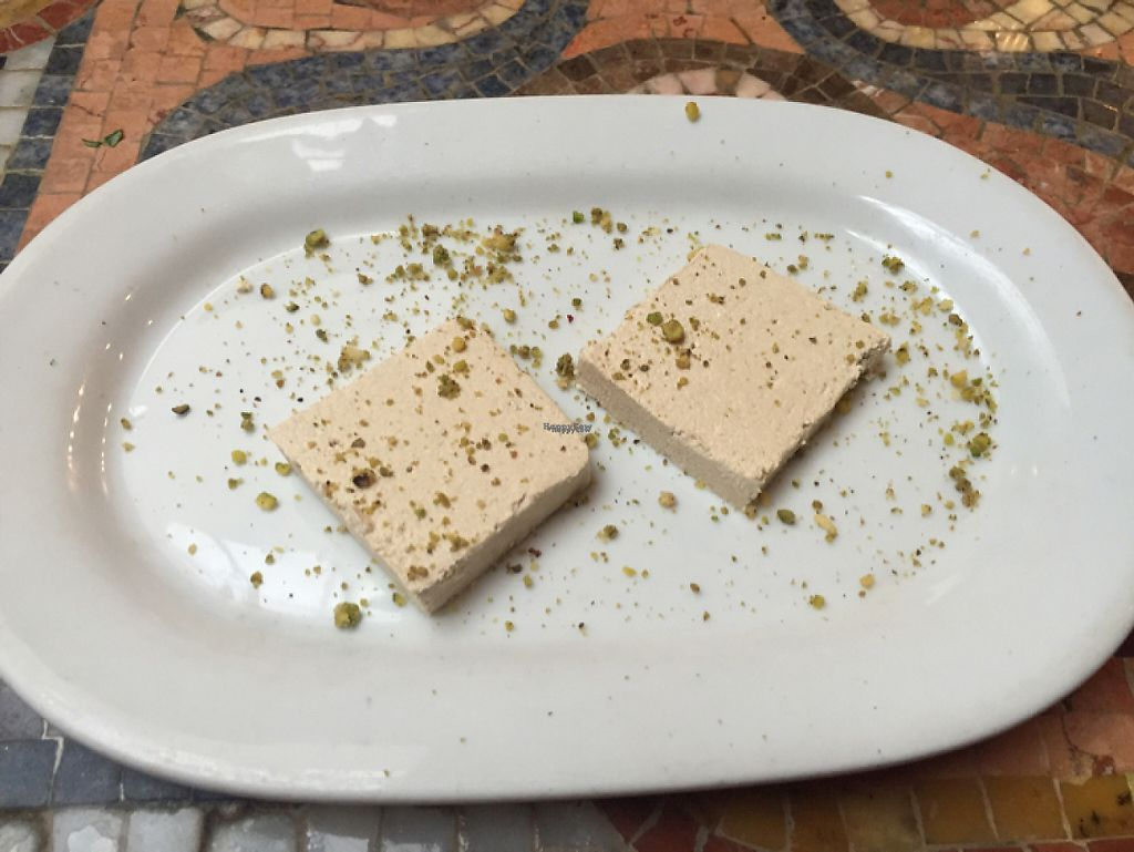 """Photo of The Cedar Tree  by <a href=""""/members/profile/americanvegan"""">americanvegan</a> <br/>Sesame Dessert <br/> November 23, 2016  - <a href='/contact/abuse/image/75789/193538'>Report</a>"""