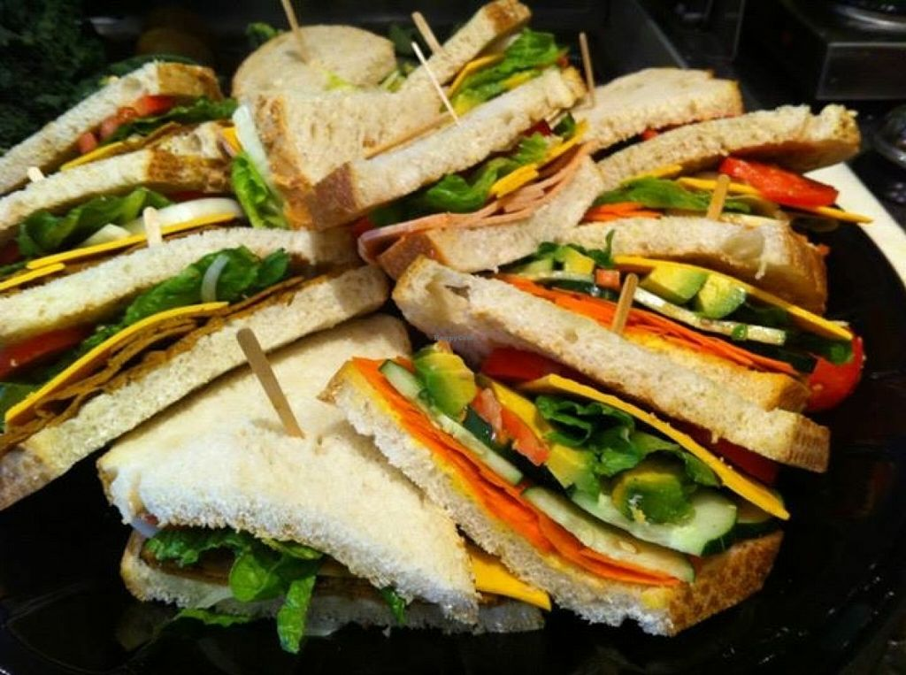 """Photo of Eden Food Catering  by <a href=""""/members/profile/edenfood"""">edenfood</a> <br/>Club sandwiches <br/> July 5, 2016  - <a href='/contact/abuse/image/75790/158015'>Report</a>"""