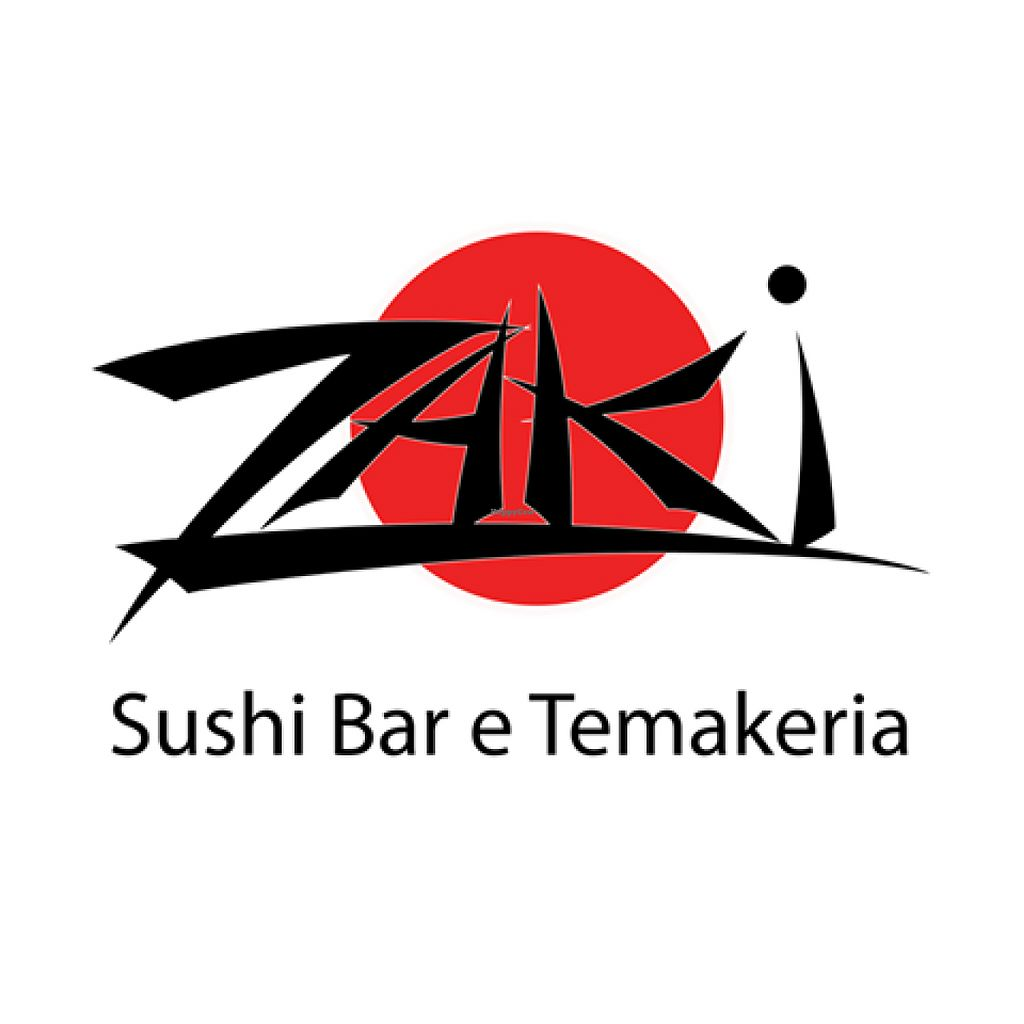 """Photo of Zaki Sushi  by <a href=""""/members/profile/bfeitosa"""">bfeitosa</a> <br/>Zaki's logo <br/> June 30, 2016  - <a href='/contact/abuse/image/75796/156977'>Report</a>"""