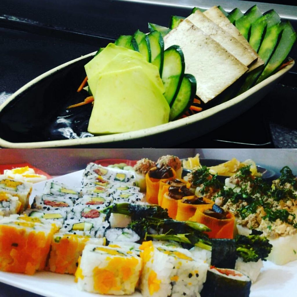 """Photo of Zaki Sushi  by <a href=""""/members/profile/bfeitosa"""">bfeitosa</a> <br/>Zaki's buffet <br/> June 30, 2016  - <a href='/contact/abuse/image/75796/156978'>Report</a>"""