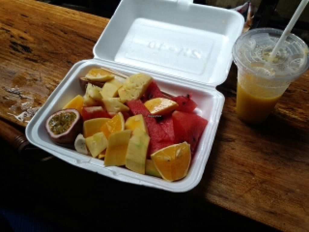"""Photo of Fruit Salad Stand  by <a href=""""/members/profile/Fairbridge"""">Fairbridge</a> <br/>big box with shake <br/> June 30, 2016  - <a href='/contact/abuse/image/75809/156921'>Report</a>"""