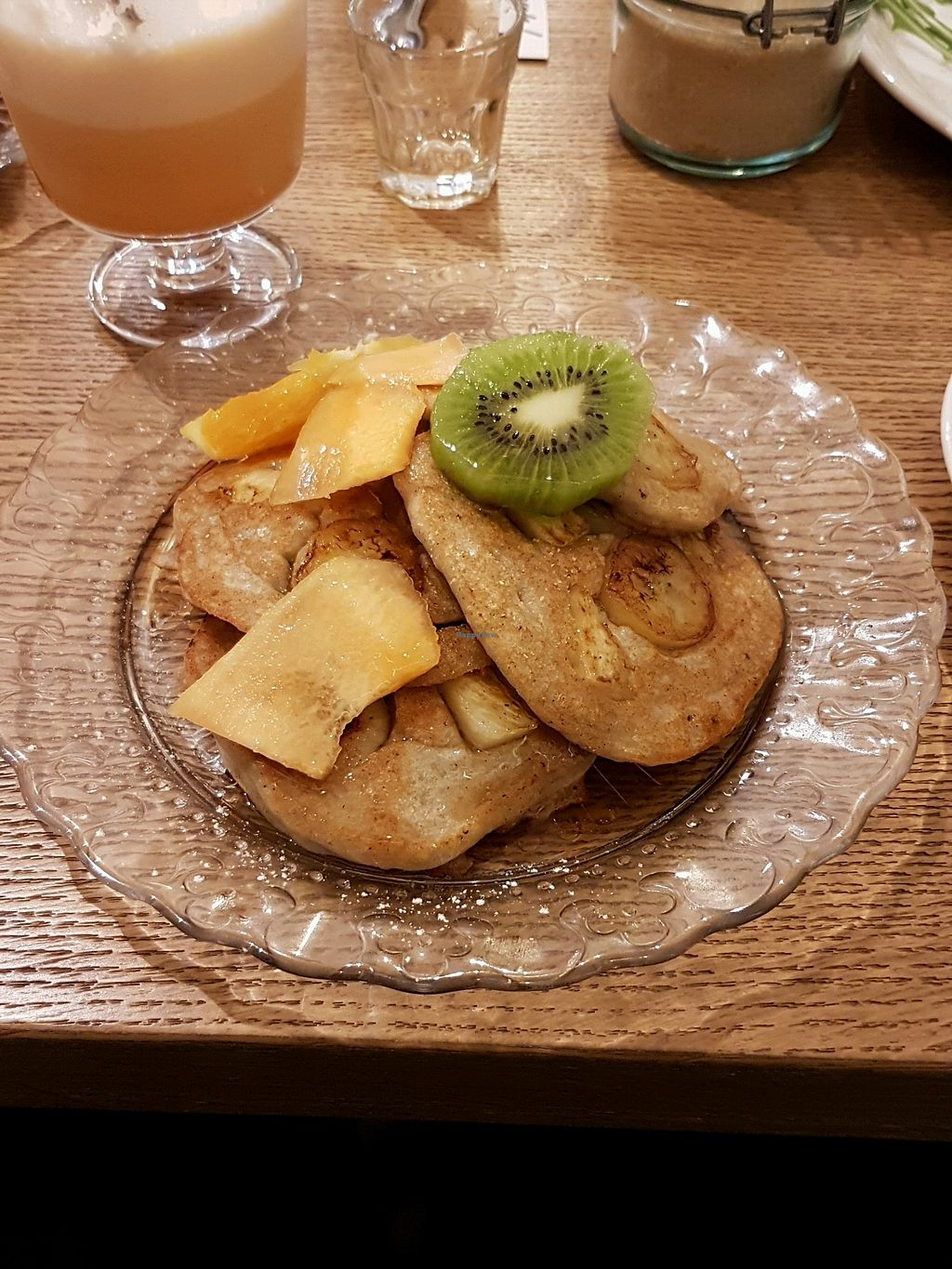 "Photo of Mo-Ja Cafe  by <a href=""/members/profile/PerrySwift"">PerrySwift</a> <br/>Delicious, gluten free pancakes <br/> April 17, 2018  - <a href='/contact/abuse/image/75826/387280'>Report</a>"