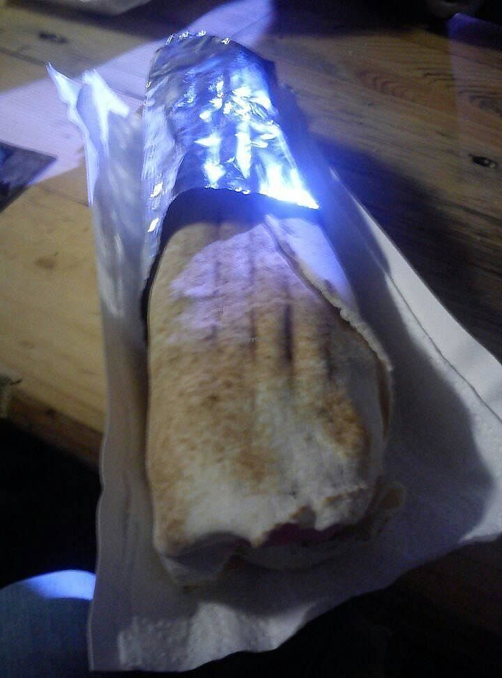 """Photo of Mazaya Falafel  by <a href=""""/members/profile/FernandoMoreira"""">FernandoMoreira</a> <br/>falafel wrap <br/> January 4, 2018  - <a href='/contact/abuse/image/75827/343026'>Report</a>"""