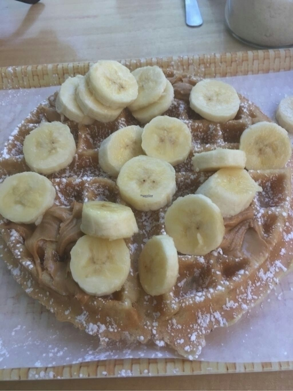 """Photo of Waffle Monkey  by <a href=""""/members/profile/edwardboyle"""">edwardboyle</a> <br/>Peanut butter and banana <br/> January 18, 2017  - <a href='/contact/abuse/image/75873/213085'>Report</a>"""