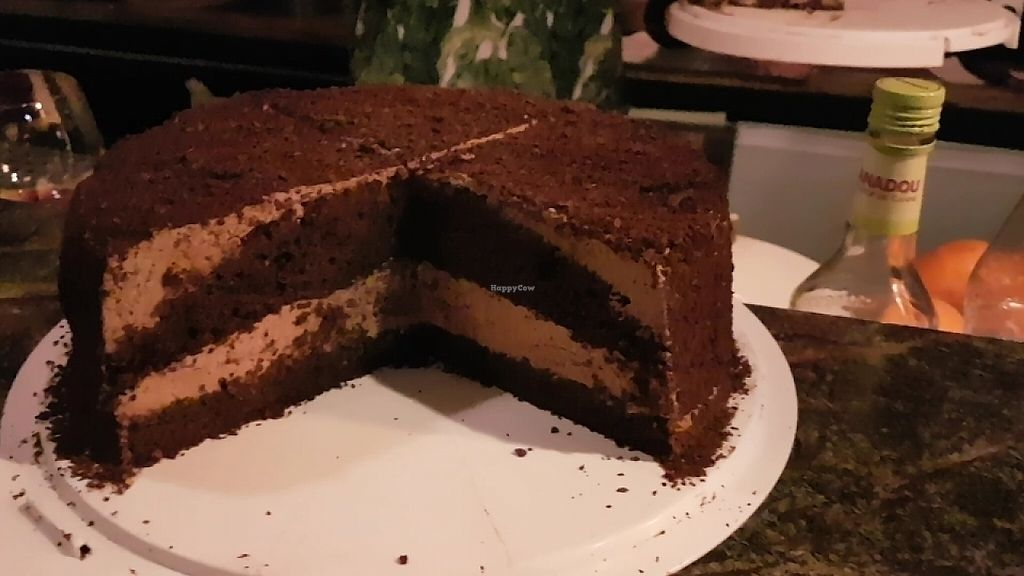 """Photo of Bämeräng  by <a href=""""/members/profile/unabashed"""">unabashed</a> <br/>Double chocolate cake <br/> May 14, 2017  - <a href='/contact/abuse/image/75888/258849'>Report</a>"""