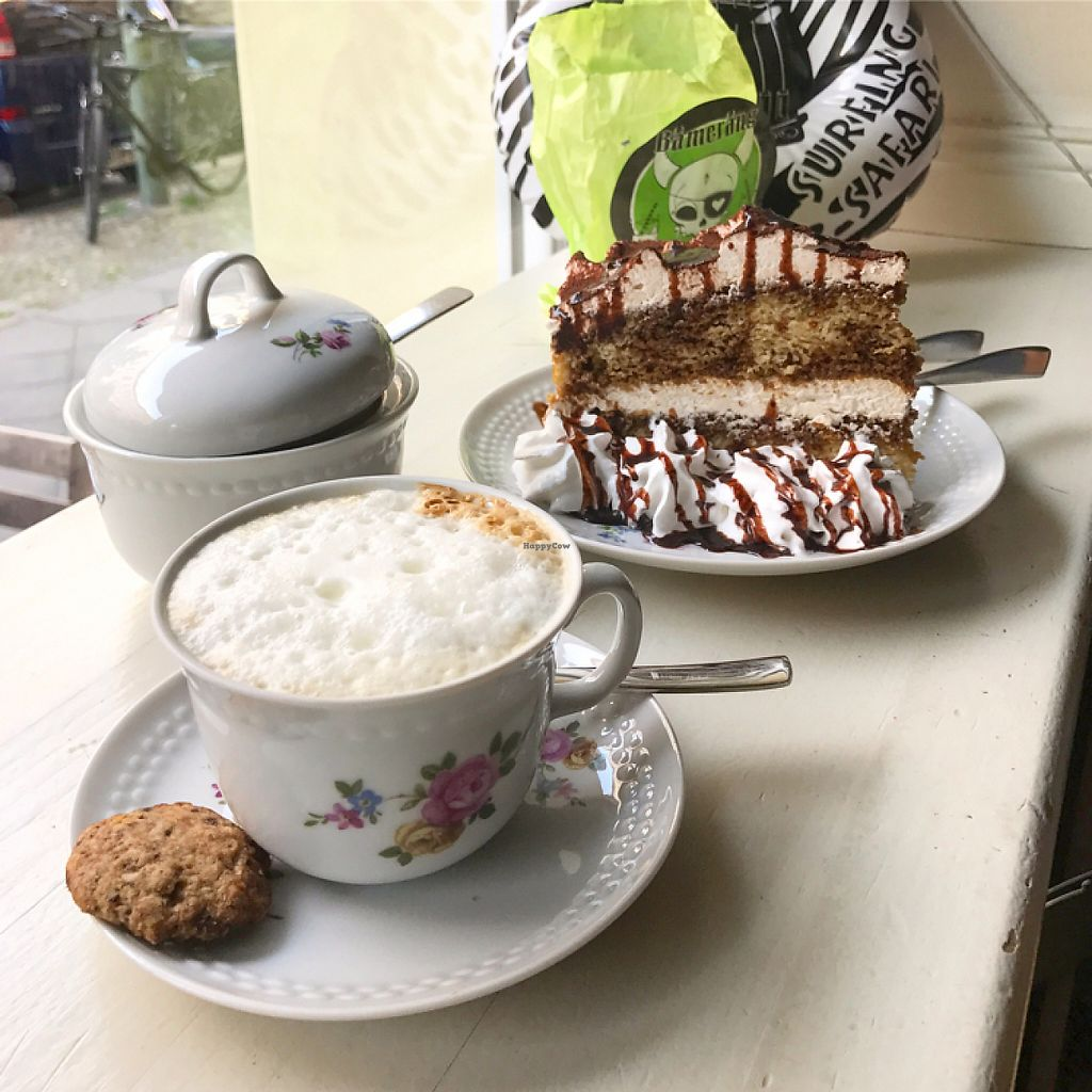 """Photo of Bämeräng  by <a href=""""/members/profile/AlexeSt-Cyr"""">AlexeSt-Cyr</a> <br/>Soy cappuccino and tiramisu <br/> June 2, 2017  - <a href='/contact/abuse/image/75888/265072'>Report</a>"""