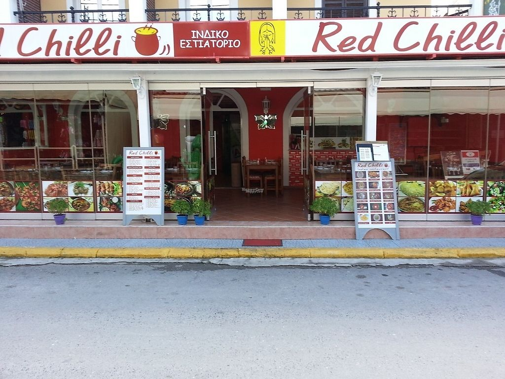 """Photo of Red Chilli Indian Restaurant  by <a href=""""/members/profile/redchilliindian"""">redchilliindian</a> <br/>Authentic indian Restaurant in Gouvia Corfu <br/> April 23, 2017  - <a href='/contact/abuse/image/75889/251558'>Report</a>"""