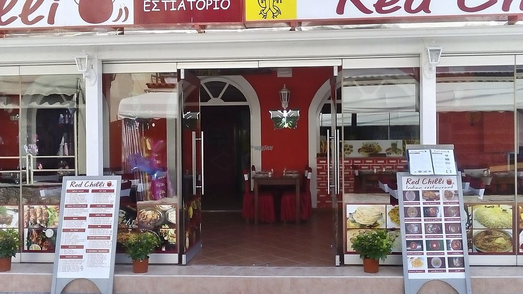 """Photo of Red Chilli Indian Restaurant  by <a href=""""/members/profile/redchilliindian"""">redchilliindian</a> <br/>outside <br/> April 23, 2017  - <a href='/contact/abuse/image/75889/251559'>Report</a>"""