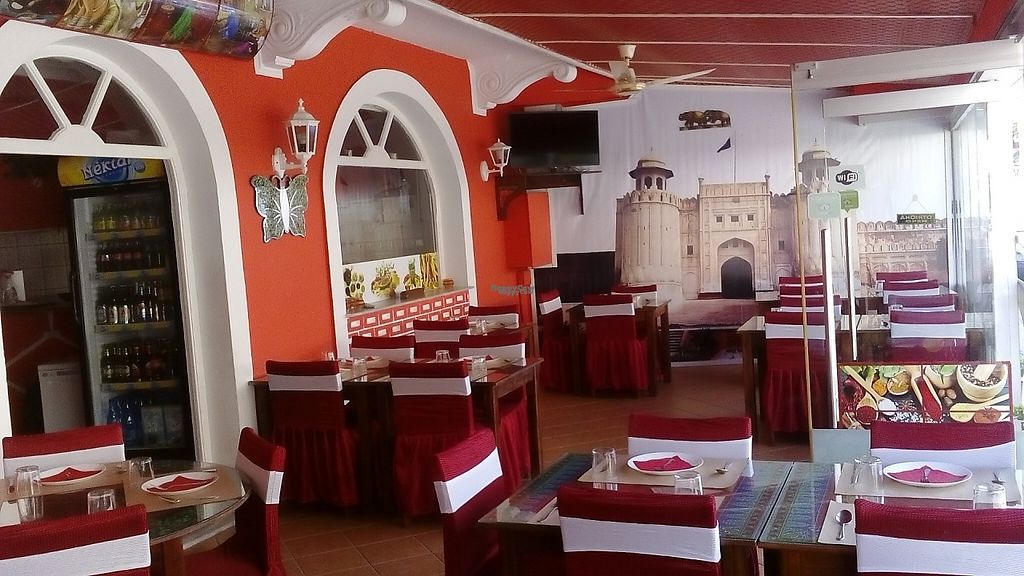 """Photo of Red Chilli Indian Restaurant  by <a href=""""/members/profile/redchilliindian"""">redchilliindian</a> <br/>Authentic Indian restaurant in Gouvia Corfu <br/> April 23, 2017  - <a href='/contact/abuse/image/75889/251560'>Report</a>"""