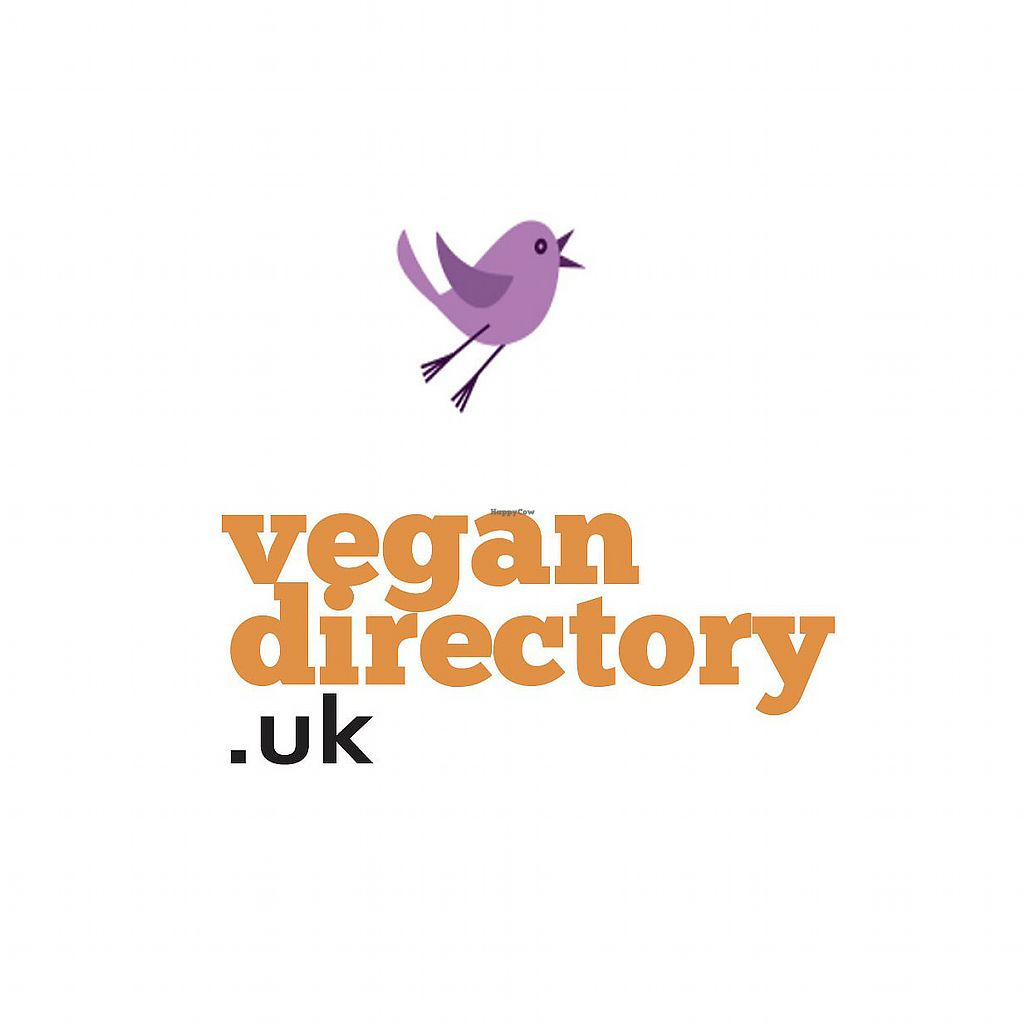 """Photo of Vegan Directory UK  by <a href=""""/members/profile/robz"""">robz</a> <br/>Vegan Directory UK Logo <br/> February 28, 2018  - <a href='/contact/abuse/image/75919/365089'>Report</a>"""