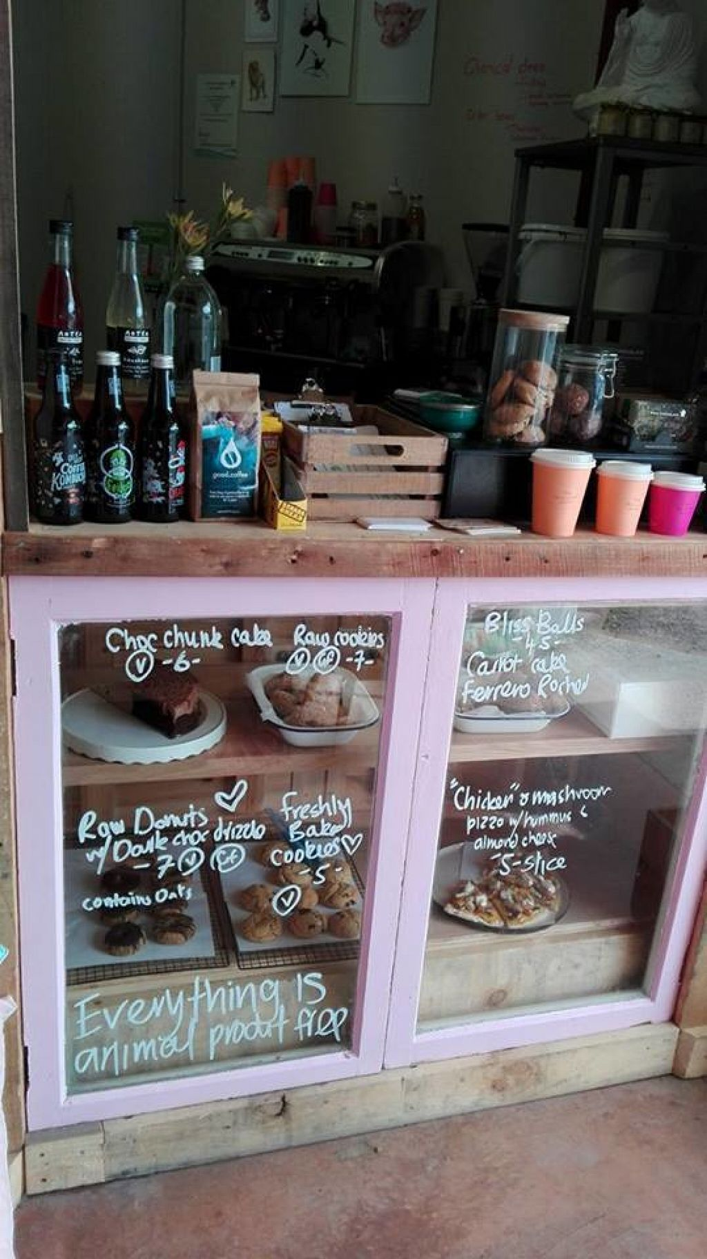 """Photo of The Nourished Eatery  by <a href=""""/members/profile/saneas"""">saneas</a> <br/>More choice <br/> July 19, 2016  - <a href='/contact/abuse/image/75928/160823'>Report</a>"""