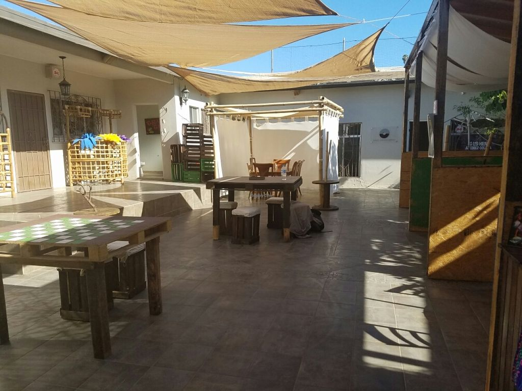 """Photo of Mazon Vegano  by <a href=""""/members/profile/kenvegan"""">kenvegan</a> <br/>seating area <br/> July 6, 2016  - <a href='/contact/abuse/image/75948/158175'>Report</a>"""
