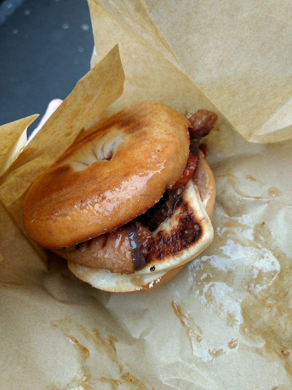 """Photo of CLOSED: Kind Crusts  by <a href=""""/members/profile/craigmc"""">craigmc</a> <br/>breakfast bagel <br/> November 15, 2017  - <a href='/contact/abuse/image/75955/325900'>Report</a>"""