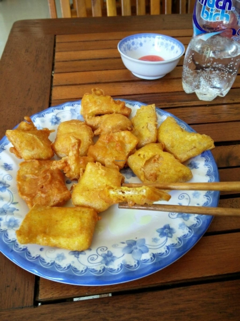 "Photo of An Lac  by <a href=""/members/profile/Hippiepirate"">Hippiepirate</a> <br/>the fried tofu  <br/> July 7, 2016  - <a href='/contact/abuse/image/75973/158232'>Report</a>"