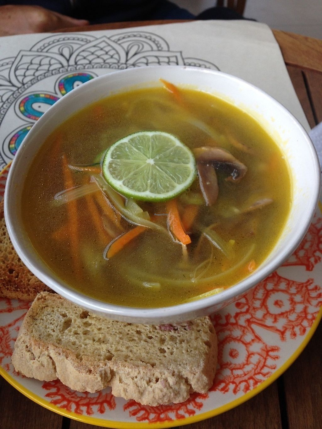 """Photo of RAW  by <a href=""""/members/profile/EmilyNoelle"""">EmilyNoelle</a> <br/>Soup of the day <br/> May 11, 2017  - <a href='/contact/abuse/image/75996/257945'>Report</a>"""