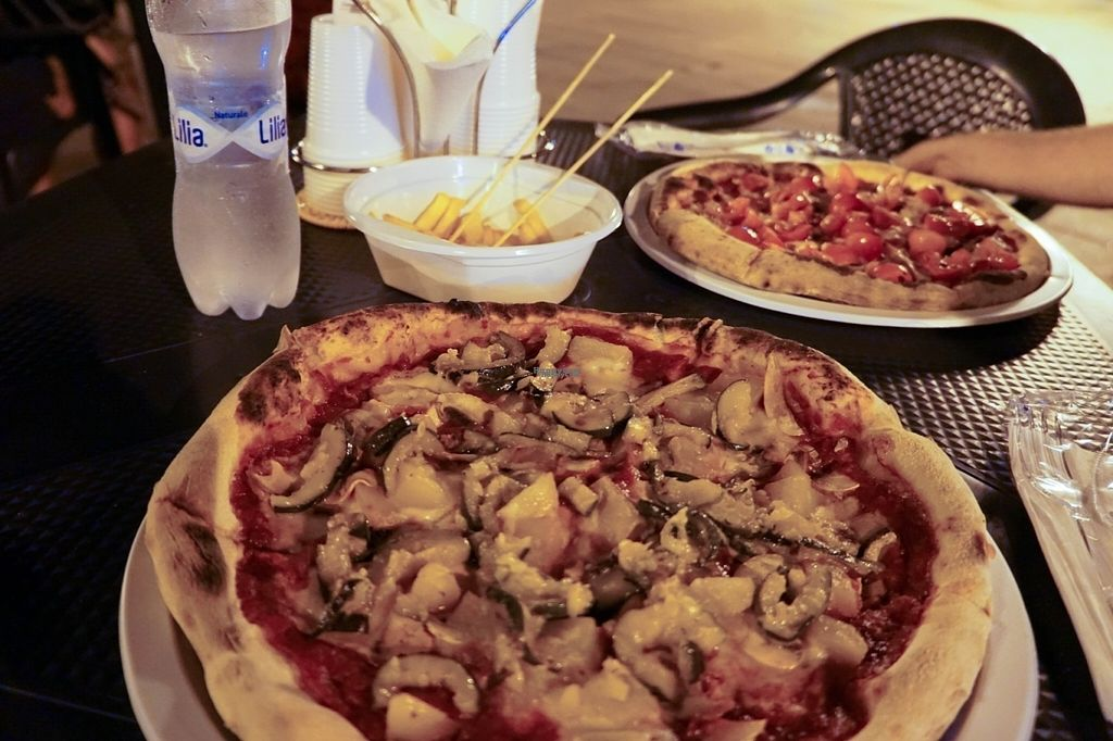 "Photo of La Bottega Pizzeria  by <a href=""/members/profile/FreeBird"">FreeBird</a> <br/>Veg Contadina <br/> September 30, 2016  - <a href='/contact/abuse/image/76038/178878'>Report</a>"