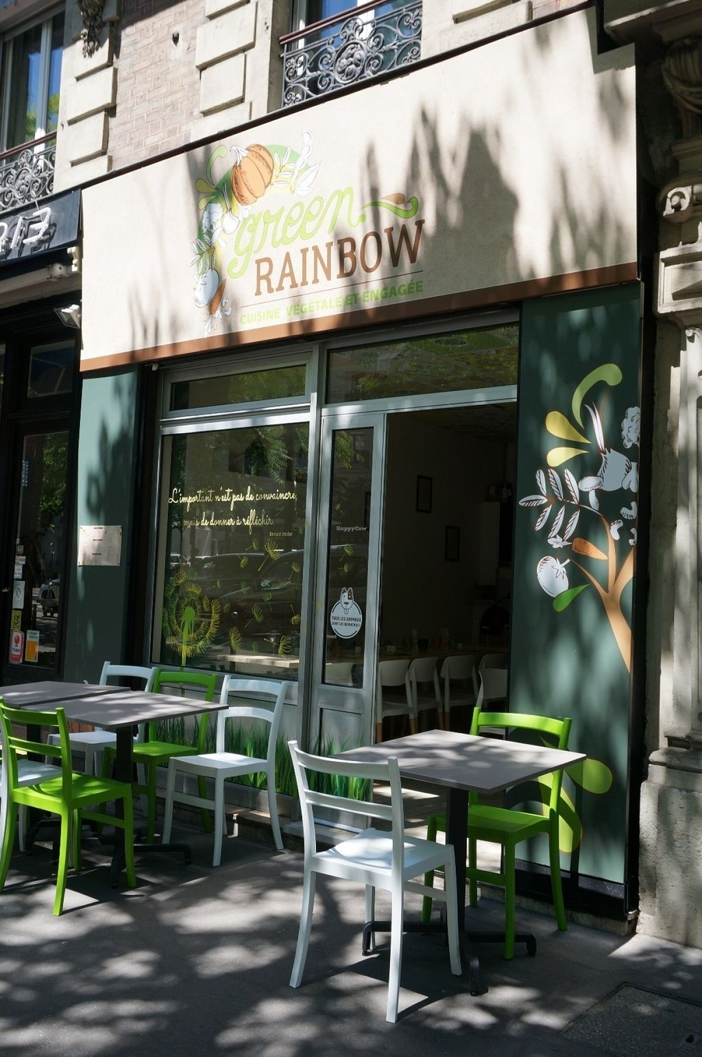 """Photo of CLOSED: Green Rainbow  by <a href=""""/members/profile/Ricardo"""">Ricardo</a> <br/>Store front <br/> July 10, 2016  - <a href='/contact/abuse/image/76053/158830'>Report</a>"""