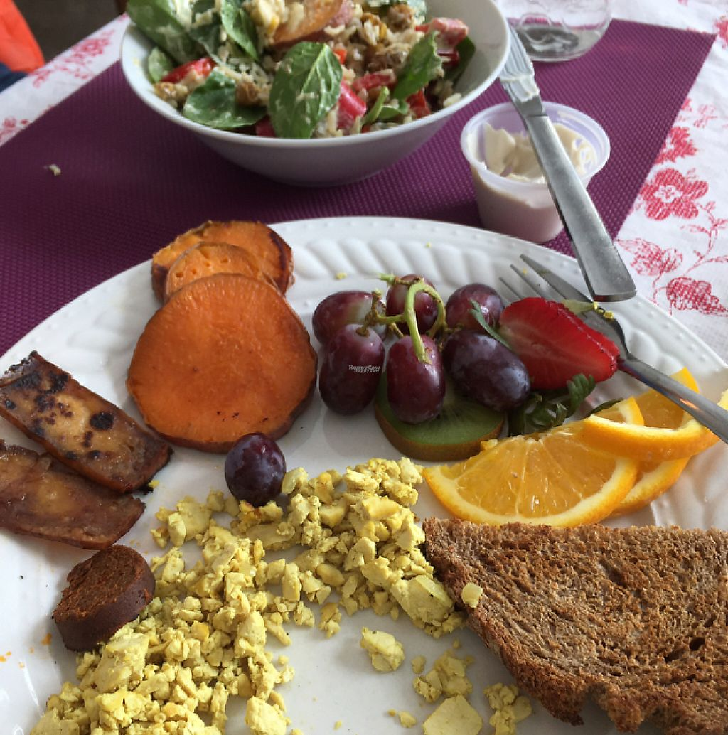 """Photo of La Bette a Cath  by <a href=""""/members/profile/alicer19"""">alicer19</a> <br/>so good couldn't wait to start eating! <br/> April 8, 2017  - <a href='/contact/abuse/image/76074/245918'>Report</a>"""
