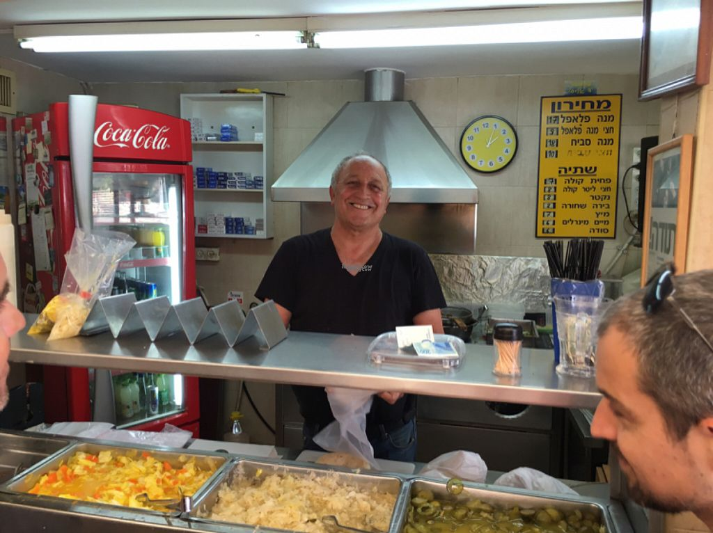 """Photo of Falafel Yad Eliyahu  by <a href=""""/members/profile/daroff"""">daroff</a> <br/>the proprietor <br/> August 6, 2016  - <a href='/contact/abuse/image/76078/166403'>Report</a>"""