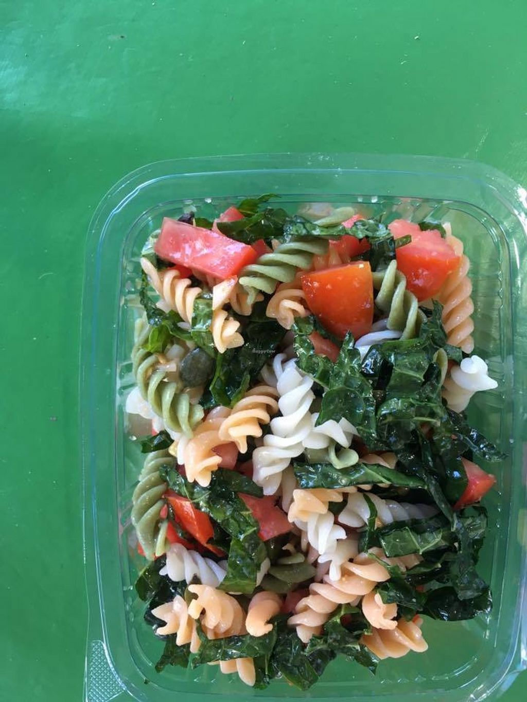 "Photo of Natural Choice Cafe  by <a href=""/members/profile/Chefrawraw"">Chefrawraw</a> <br/>gluten free pasta with kale, craisins and pumpkin seeds <br/> July 26, 2016  - <a href='/contact/abuse/image/76087/162347'>Report</a>"