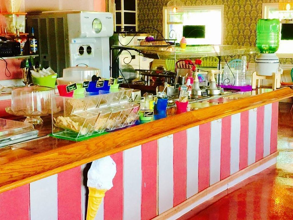 """Photo of CLOSED: Stonewall Corner  by <a href=""""/members/profile/BeccaBochenek"""">BeccaBochenek</a> <br/>Vegan ice cream bar with fresh local fruit toppings. Bright, open seating inside and out. Very welcoming.  <br/> July 19, 2016  - <a href='/contact/abuse/image/76104/161005'>Report</a>"""
