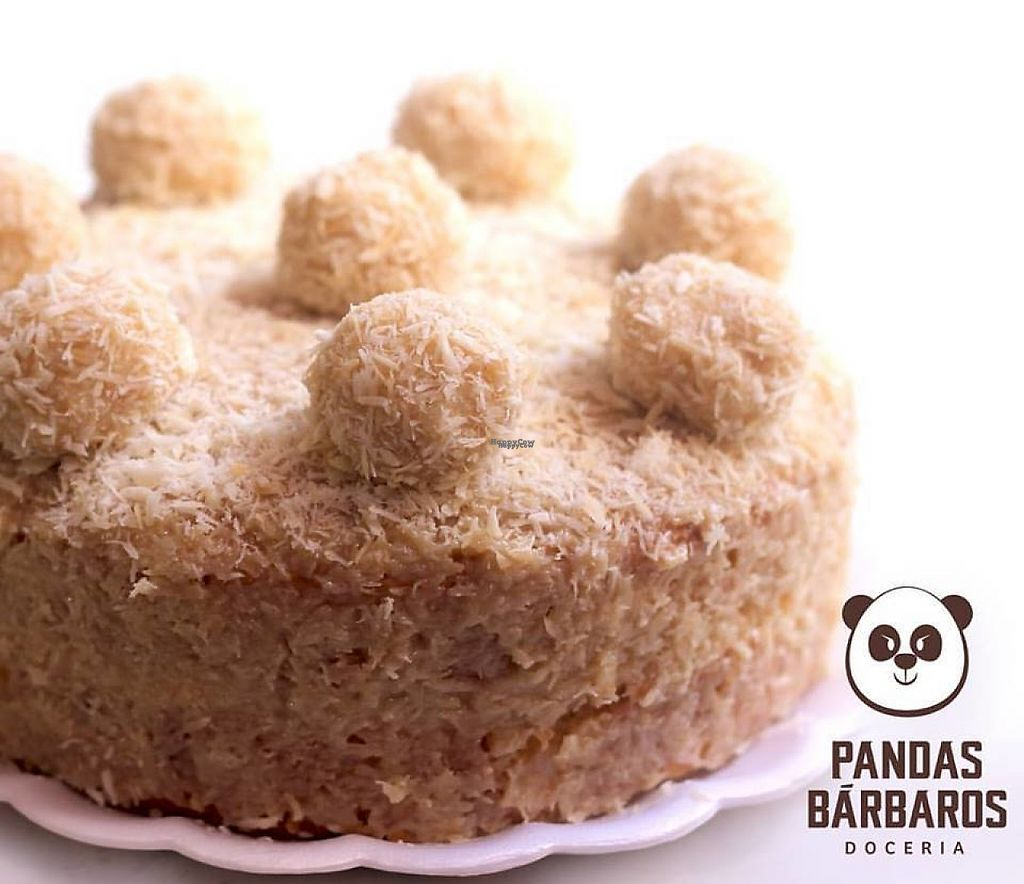 """Photo of Pandas Barbaros  by <a href=""""/members/profile/Barbaradsa"""">Barbaradsa</a> <br/>Coconut Cake. """"Beijinho"""" <br/> February 22, 2017  - <a href='/contact/abuse/image/76109/229445'>Report</a>"""
